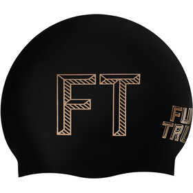 Funky Trunks Seamless Silicon Swimming Cap 10 Pieces Men, stencilled